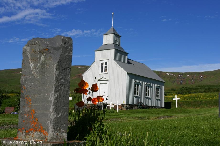 Kirche von Hvammstangi, Vatnsnes