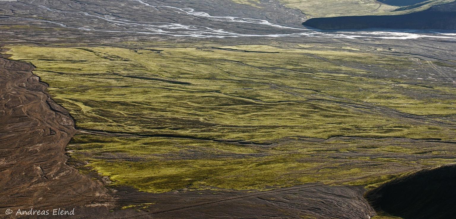 Landmannalaugar: Wege des Wassers IV