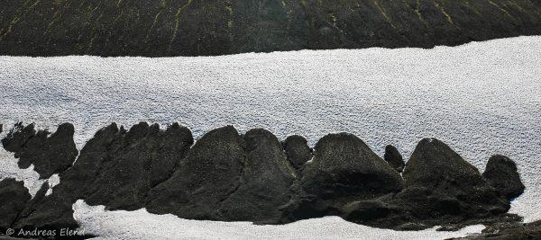 Schneekontraste
