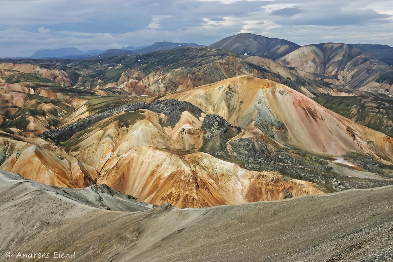 Landmannalaugar - Geologenparadies