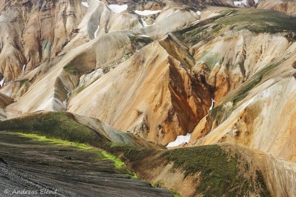 Landmannalaugar: Hügelfarben III