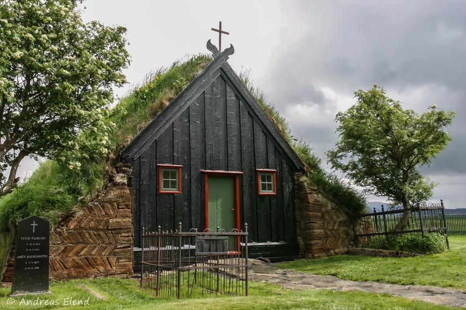 Torfkirche Vidimyri II