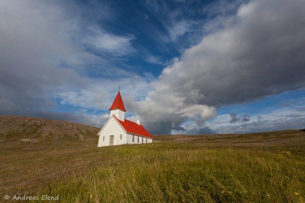 Kirche in Breidavik I