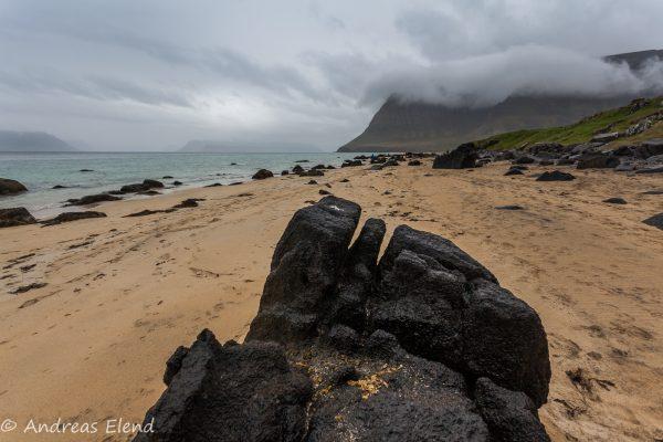 Karibik-Strand in Westfjorden III