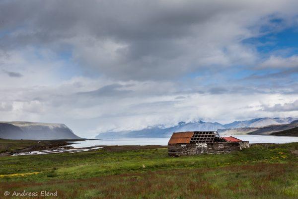 verlassener Hof in Westfjorden II