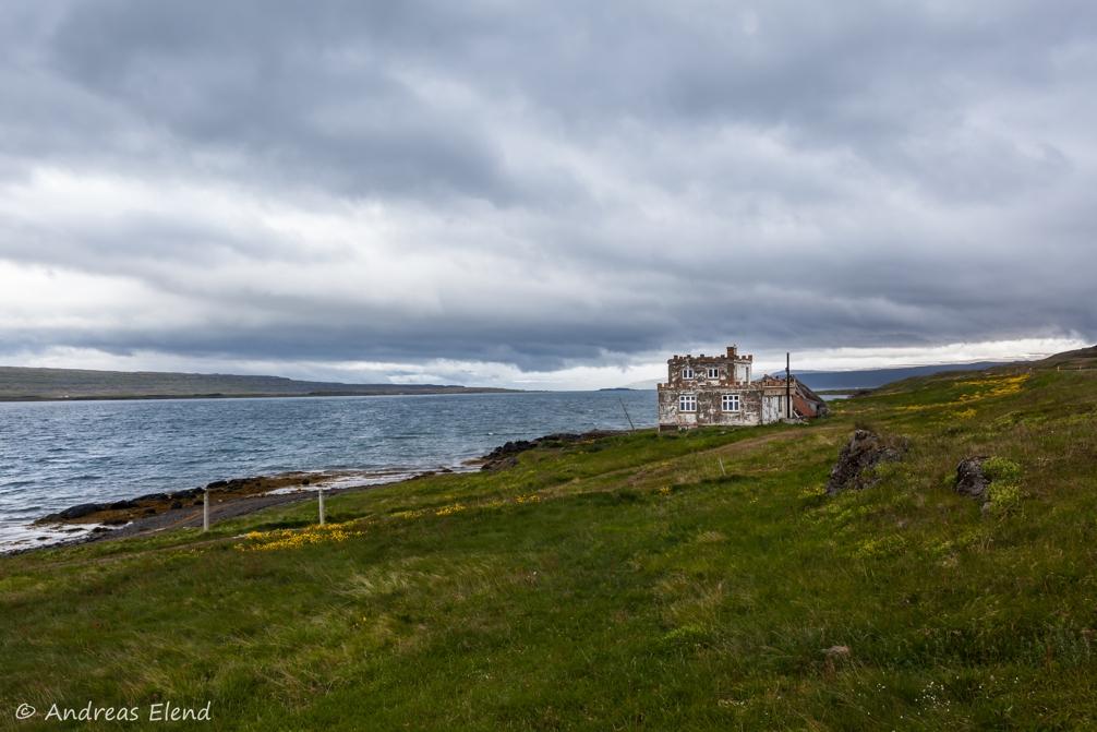 verlassener Hof in Westfjorden I