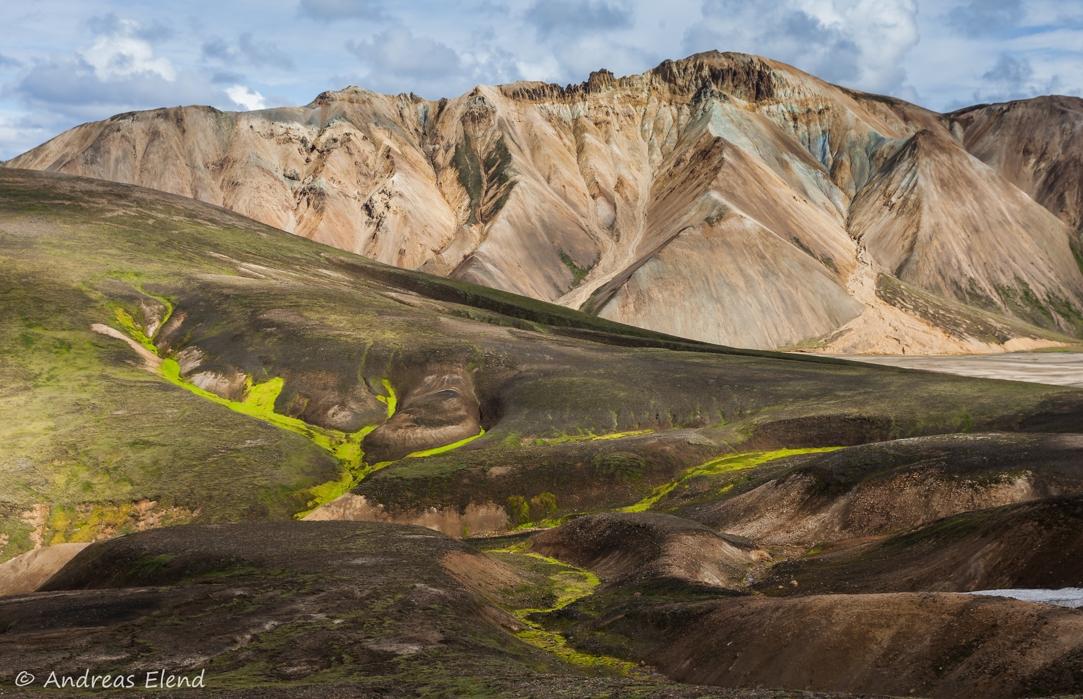Landmannalaugar: Wege des Wassers I