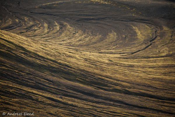 Erosionsrillen I
