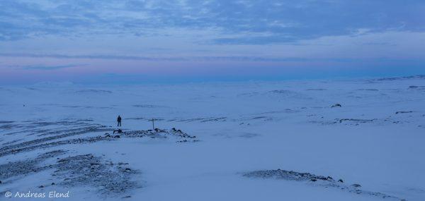 Hochland-Eiswüste I
