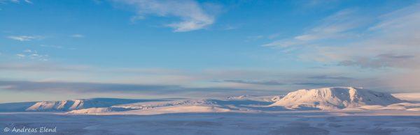 Langjökull vor Hvítávatn