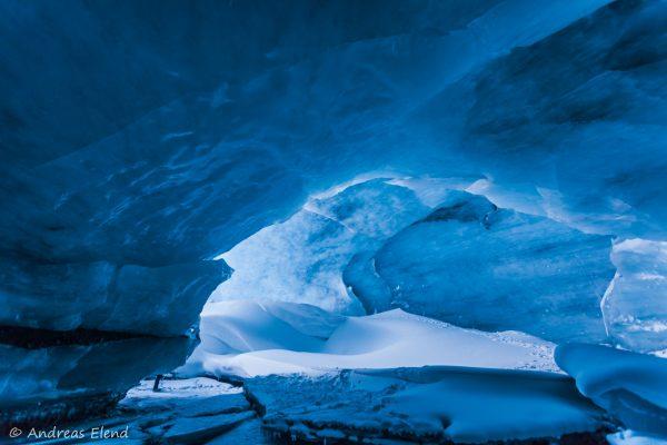 Eishöhle im Hofsjökull VI