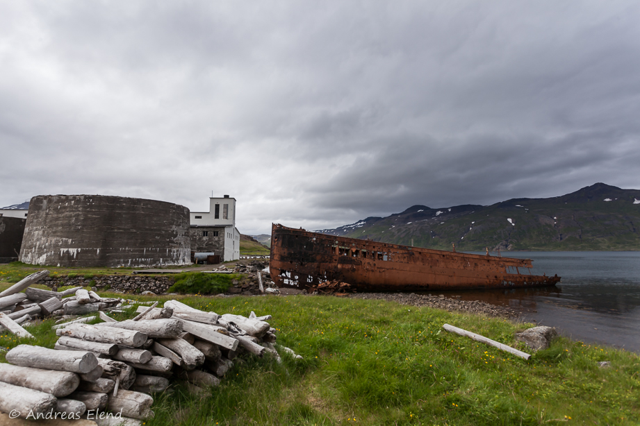 Djúpavík Heringsfabrik