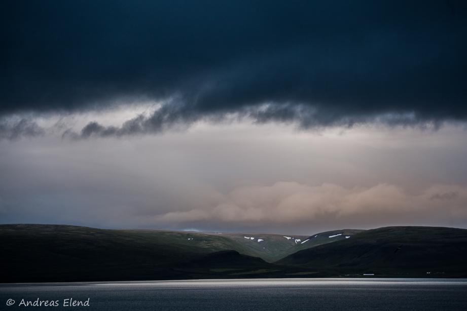 Drangsnes in Westfjorden