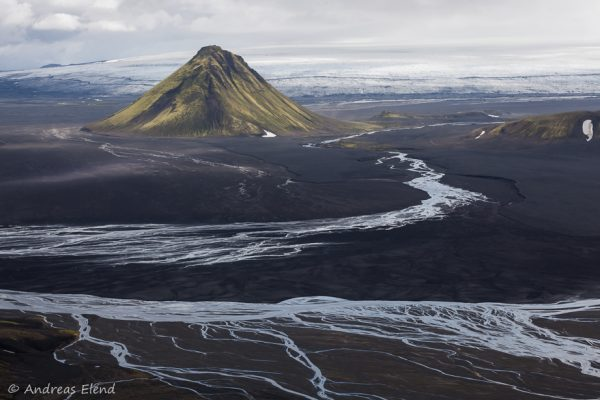 Maelifell am Myrdalsjökull